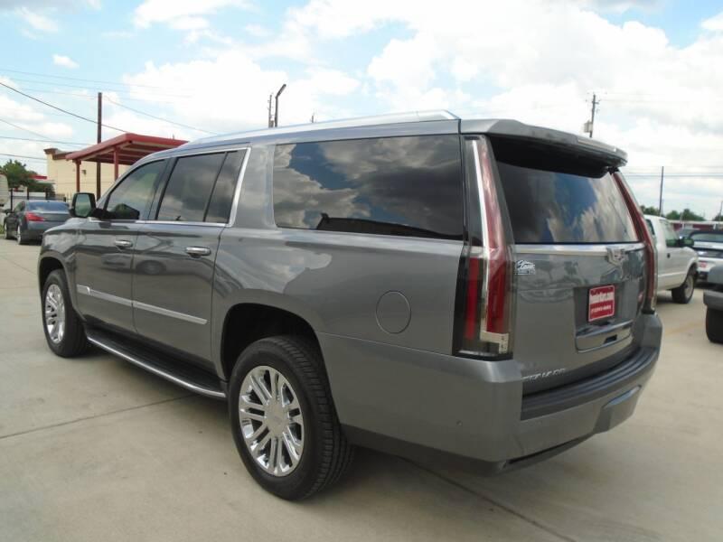 2018 Cadillac Escalade ESV Standard 4dr SUV - Houston TX