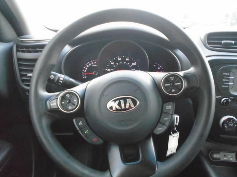 2019 Kia Soul 4dr Crossover 6A - Houston TX