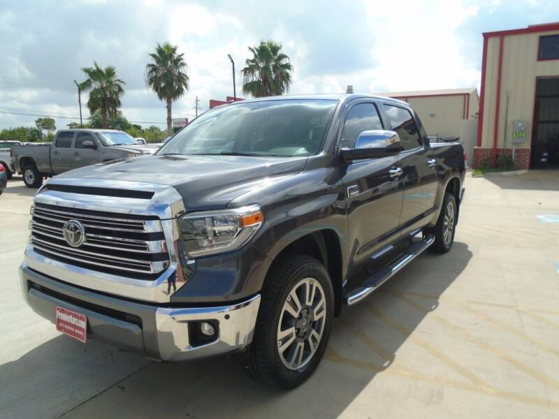 2019 Toyota Tundra 4x4 1794 Edition 4dr CrewMax Cab Pickup SB (5.7L V8) - Houston TX