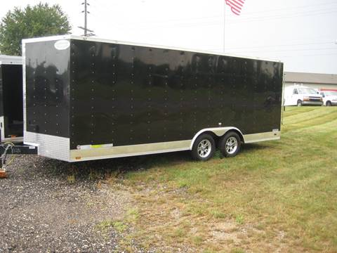 2018 Continental Cargo VHW8.520TA2 for sale in Howell, MI