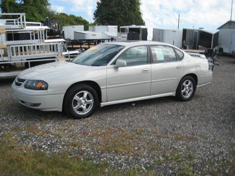 2004 Chevrolet Impala for sale in Howell, MI