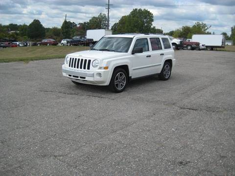 2009 Jeep Patriot for sale in Howell, MI