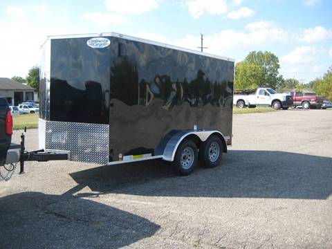 2018 Continental Cargo VHW712TA2 for sale in Howell, MI