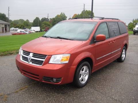2008 Dodge Grand Caravan for sale in Howell, MI