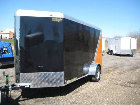 2018 Continental Cargo Tailwind Series 6x12 Enclosed