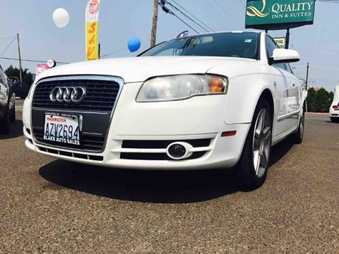 2007 Audi A4 for sale in Vancouver, WA