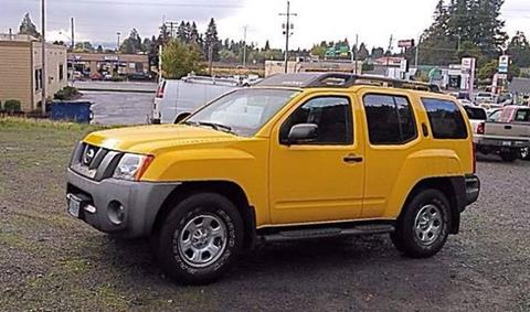 2008 Nissan Xterra for sale in Vancouver, WA