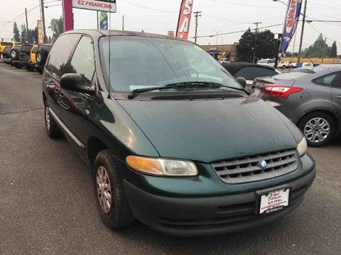 1999 Plymouth Voyager for sale in Vancouver, WA