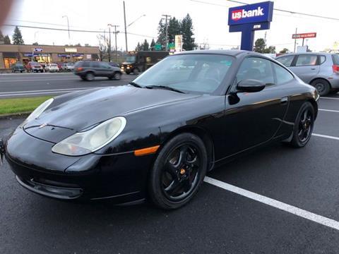 2000 Porsche 911 for sale in Vancouver, WA