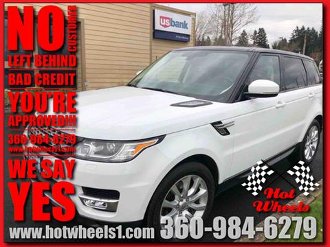 2014 Land Rover Range Rover Sport for sale in Vancouver, WA