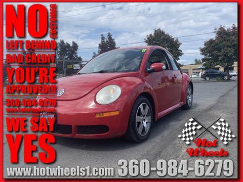 2006 Volkswagen New Beetle for sale in Vancouver, WA