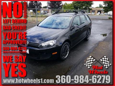 2012 Volkswagen Jetta for sale in Vancouver, WA