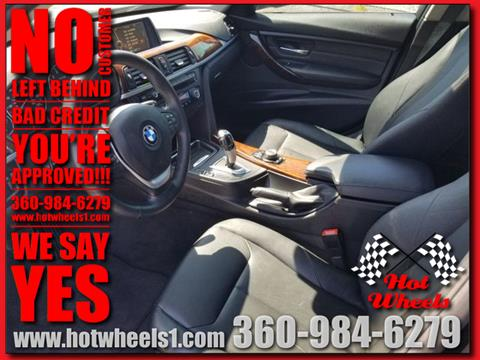 2014 BMW 3 Series for sale in Vancouver, WA