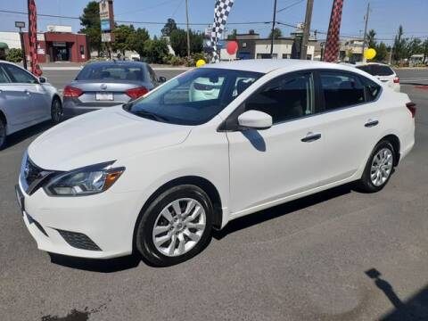 2016 Nissan Sentra for sale at Hot Wheels LLC in Vancouver WA