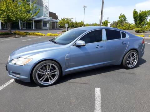 2009 Jaguar XF for sale at Hot Wheels LLC in Vancouver WA