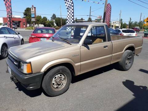 1986 Mazda B-Series Pickup for sale at Hot Wheels LLC in Vancouver WA