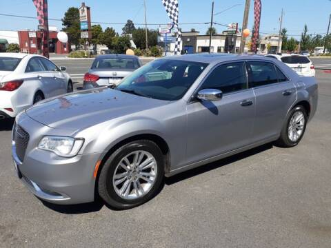 2016 Chrysler 300 for sale at Hot Wheels LLC in Vancouver WA