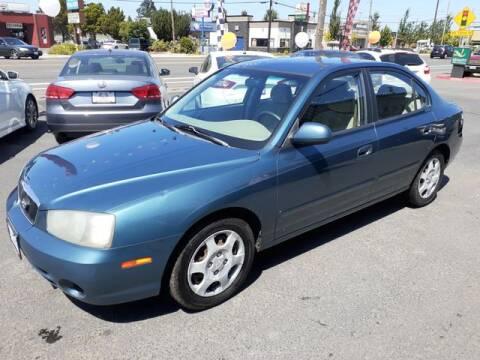2003 Hyundai Elantra for sale at Hot Wheels LLC in Vancouver WA