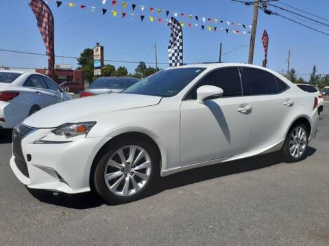 2015 Lexus IS 250 for sale at Hot Wheels LLC in Vancouver WA