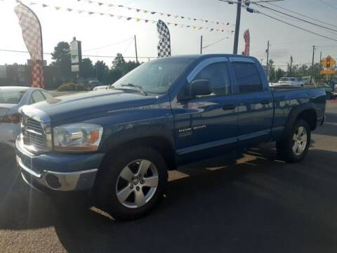 2006 Dodge Ram Pickup 1500 for sale at Hot Wheels LLC in Vancouver WA