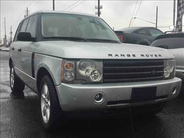 2004 Land Rover Range Rover for sale in Vancouver, WA