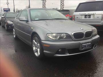2006 BMW 3 Series for sale in Vancouver, WA