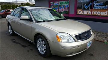 2006 Ford Five Hundred for sale in Vancouver, WA