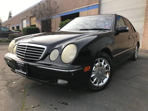2000 Mercedes-Benz E-Class for sale in Rancho Cordova, CA