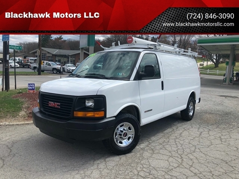 2006 GMC Savana Cargo for sale in Beaver Falls, PA