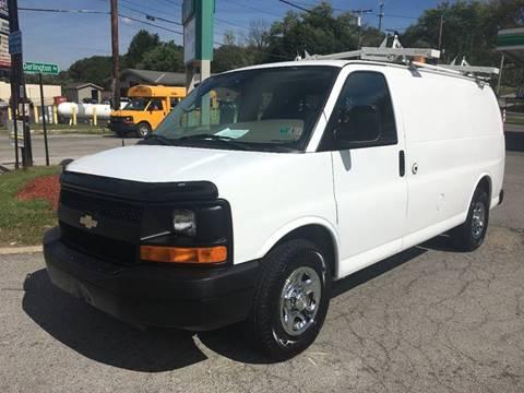 2007 Chevrolet Express Cargo for sale at Blackhawk Motors LLC in Beaver Falls PA