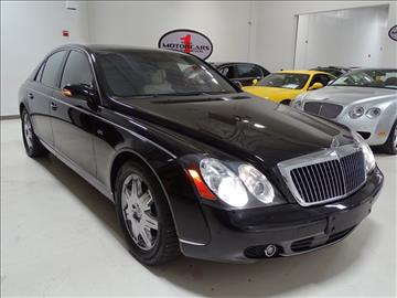 2006 Maybach 57 for sale in Atlanta, GA