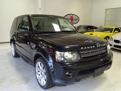 2012 Land Rover Range Rover Sport for sale in Atlanta, GA