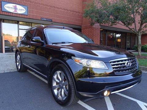 2008 Infiniti FX35 for sale in Atlanta, GA