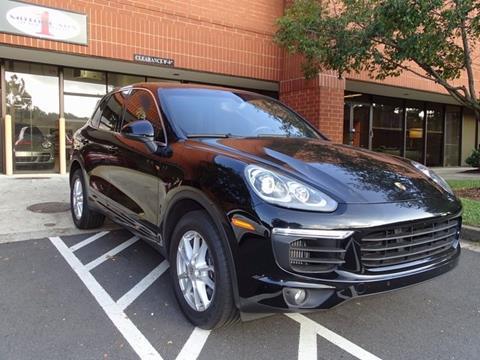 2015 Porsche Cayenne for sale in Atlanta, GA