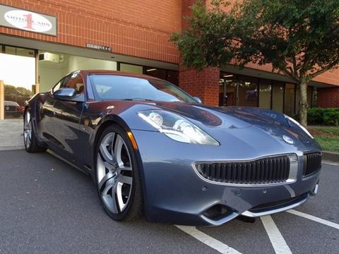 2012 Fisker Karma for sale in Marietta, GA