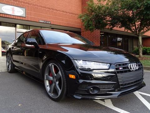Used Audi S For Sale In Illinois Carsforsalecom - 2018 audi s7