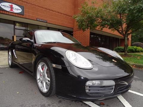 2008 Porsche Boxster for sale in Atlanta, GA