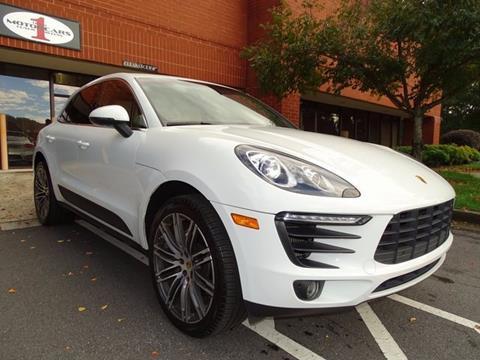 2016 Porsche Macan for sale in Atlanta, GA