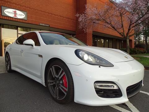 2013 Porsche Panamera for sale in Atlanta, GA