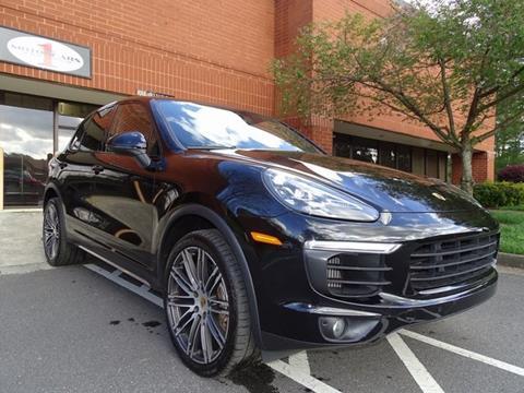 2017 Porsche Cayenne for sale in Marietta, GA