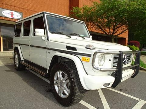 5ce3513a87 Used 2011 Mercedes-Benz G-Class For Sale - Carsforsale.com®