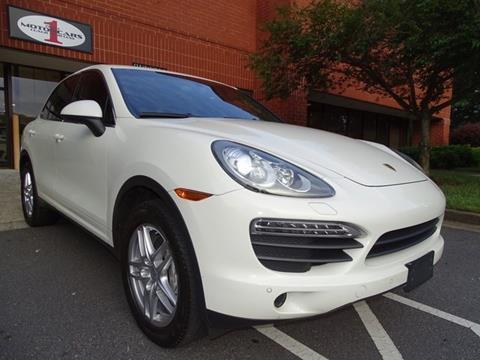2012 Porsche Cayenne for sale in Marietta, GA