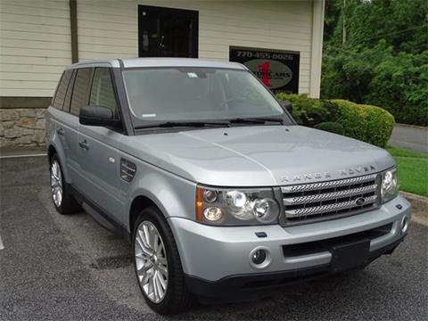 2009 Land Rover Range Rover Sport for sale in Atlanta, GA