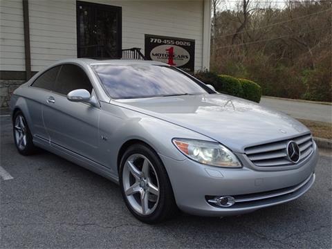 2008 Mercedes-Benz CL-Class for sale in Atlanta, GA