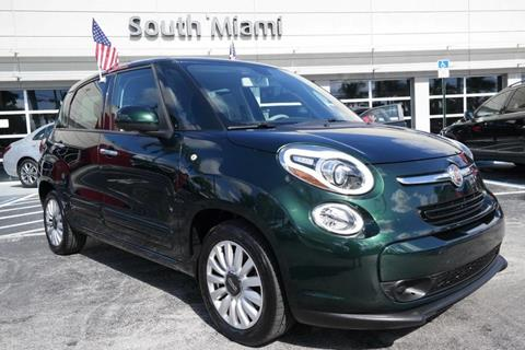 2014 FIAT 500L for sale in Miami, FL