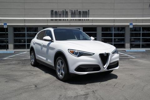 2019 Alfa Romeo Stelvio for sale in Miami, FL