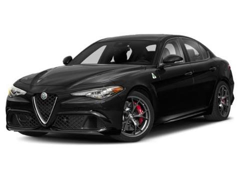 2019 Alfa Romeo Giulia Quadrifoglio for sale in Miami, FL