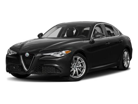 2017 Alfa Romeo Giulia for sale in Miami, FL