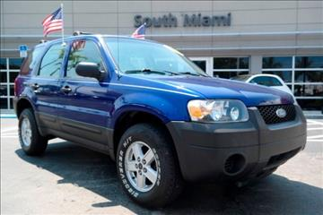 2005 Ford Escape for sale in Miami, FL