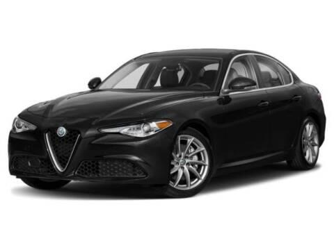 2019 Alfa Romeo Giulia Ti for sale at South Miami Alfa Romeo Fiat in Miami FL